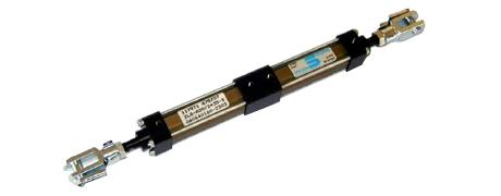 3-Stellungs-Zylinder für Postverteilweiche