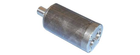 Ausblaszylinder für Elastomer-Spritzgießform