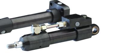 Hydraulikzylinder - ZU 250 Baureihe