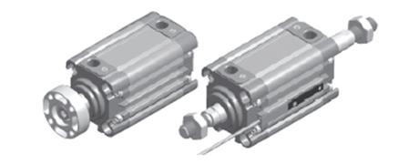 Kompaktzylinder RS/RQ