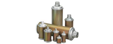 Hochleistungs-Schalldämpfer Serie B/P