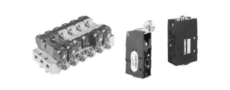 Ventile und Elektroventile Serie AE E G CH F